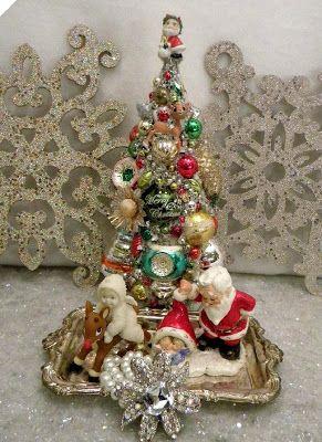 Ms Bingles Vintage Christmas: December 2011