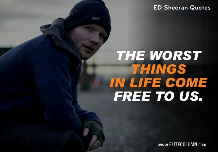 10 Ed Sheeran Quotes To Just Melt Your Heart And Make You Cry