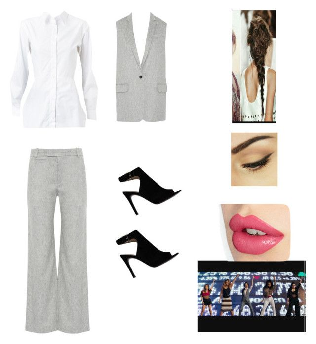 """Camila Cabello Worth it"" by rusher-11 ❤ liked on Polyvore featuring Alaïa, rag & bone and Tory Burch"