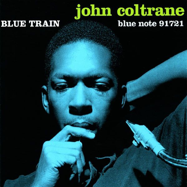 John Coltrane - Blue Train Mono Version 180g Vinyl LP