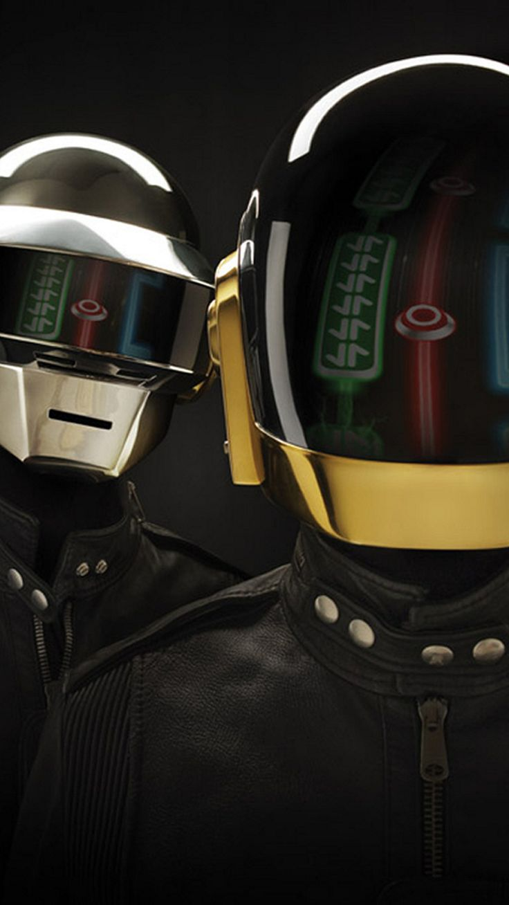 Daft Punk Band 4K HD Android and iPhone Wallpaper ...