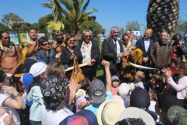 Argelès-sur-Mer : inauguration de Enfants de la Mer une matinée danthologie !