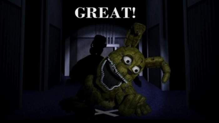 Acts as a little boy who does not know anything, you must be good at reading the voices around the room. Let's play Five Nights at Freddy's 4. http://www.hienzo.com/2015/11/five-nights-at-freddys-4-pc-free-download.html
