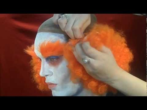Sombrerero loco maquillaje / Mad hatter makeup ( Alícia en el País de las Maravillas)