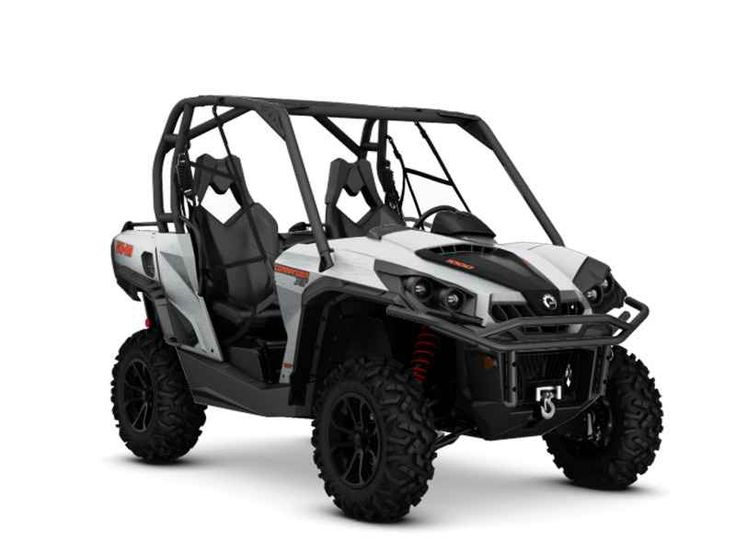 New 2016 Can-Am Commander XT 800R Brushed Aluminum ATVs For Sale in Wisconsin. 2016 Can-Am Commander XT 800R Brushed Aluminum, 2016 Can-Am® Commander XT 800R Brushed Aluminum Loaded with features and technology that take value to a new level, the Commander XT is built with best-in-class power, a versatile dual-level cargo box, and rider-focused features perfect for the job site or the trails. Features may include: CATEGORY-LEADING PERFORMANCE Available in a 71-hp Rotax 800R or 85-hp Rotax…