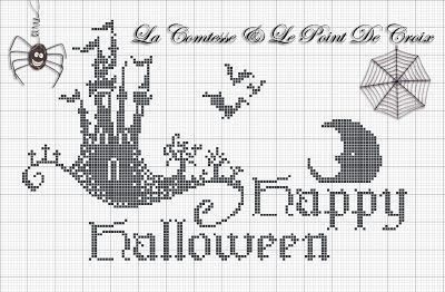 Lacomtesse&lepointdecroix: Preparando Halloween...