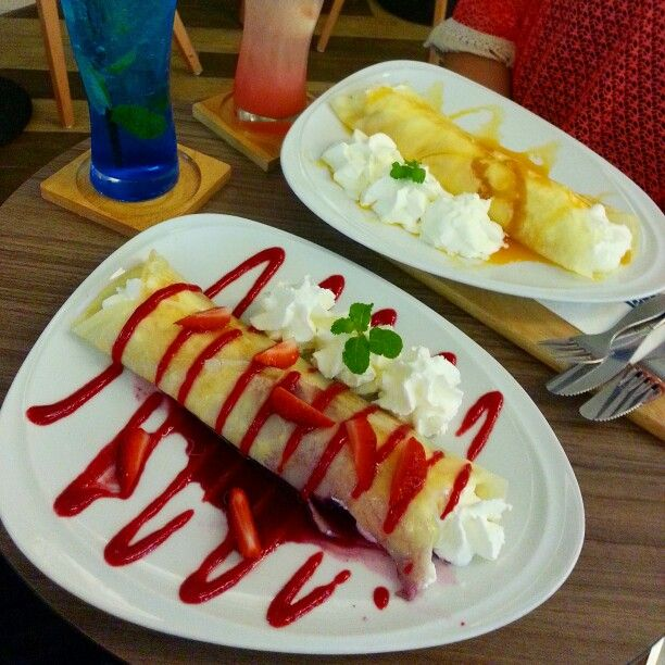 Crepe by Coffee World