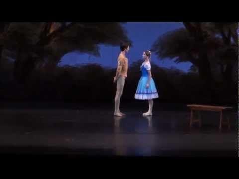 Evgenia Obraztsova and Mathieu Ganio - Giselle Act 1 Excerpts (2010)