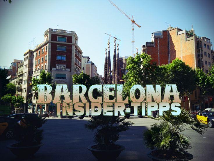 Günstig & stressfrei Barcelona entdecken? Einheimische haben mir gezeigt, wie das geht. Ihre und meine Barcelona Insider-Tipps gibt es in diesem Artikel.