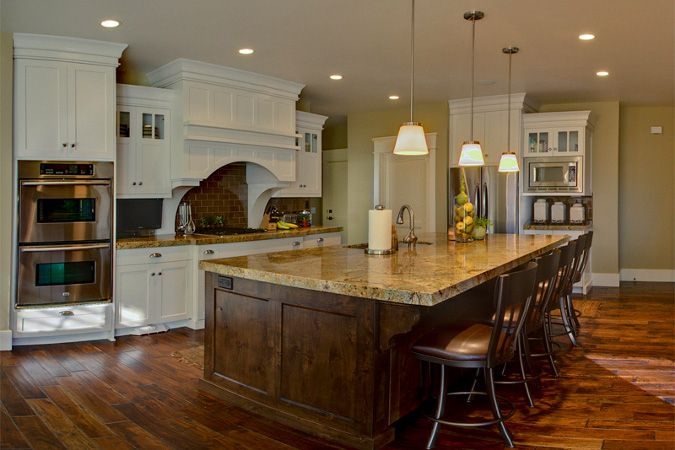 119 Best Kitchens Images On Pinterest  Custom Cabinetry Custom Delectable Custom Design Kitchen Review
