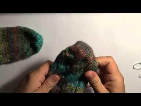 Вязание за стеклом: Вязание в кустах Отчет №1