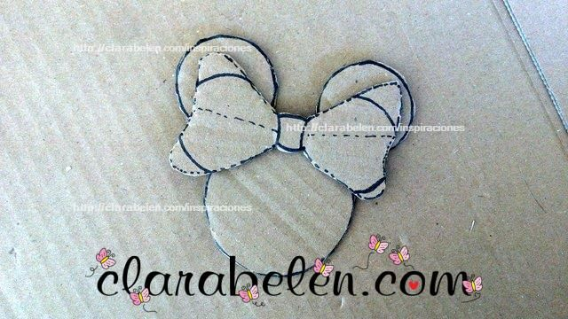 71 Best Images About Mickey Mouse Y Minnie Mouse Moldes