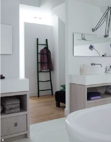 Bathroom Baden Baden Interior  by Joost Tromp. Styling Jeen Boetzel Eigen huis & Interieur