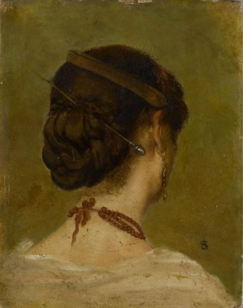 alfred_stevens_dos_red                                                                                                                                                                                 Plus