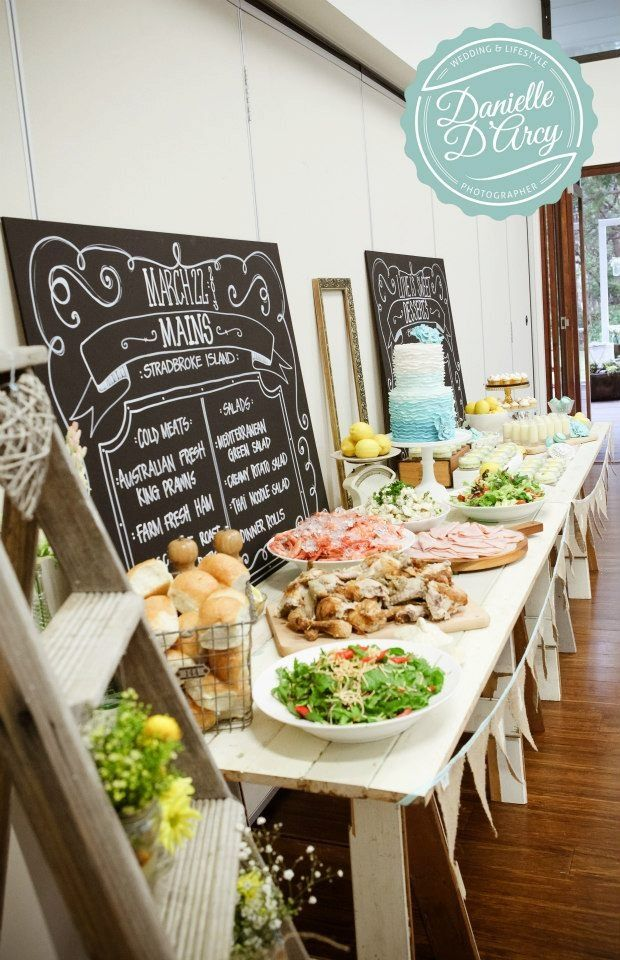 The 25 best buffet set ideas on pinterest buffet table for Ensemble table buffet