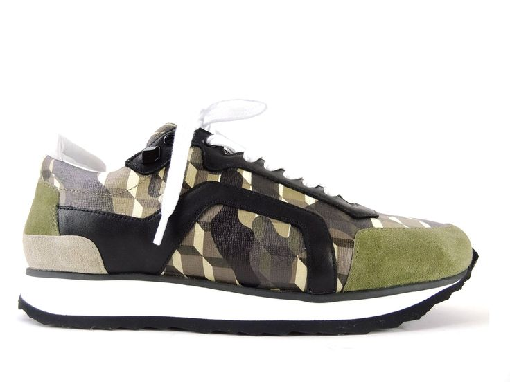 Chaussures De Sport En Cuir D'origine - Achilles Projets Communs En Pierre Ldety2T