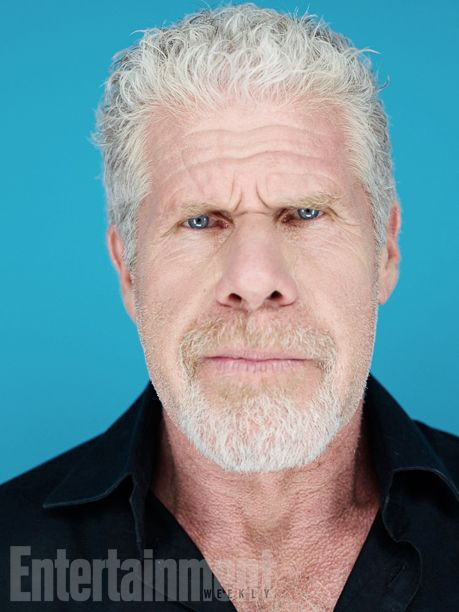 Ron Perlman, 'Hand of God' #EWComicCon  Image Credit: Michael Muller for EW