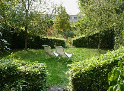 kleine tuinontwerp tuinen pinterest tuinontwerp tuinen en tuin. Black Bedroom Furniture Sets. Home Design Ideas