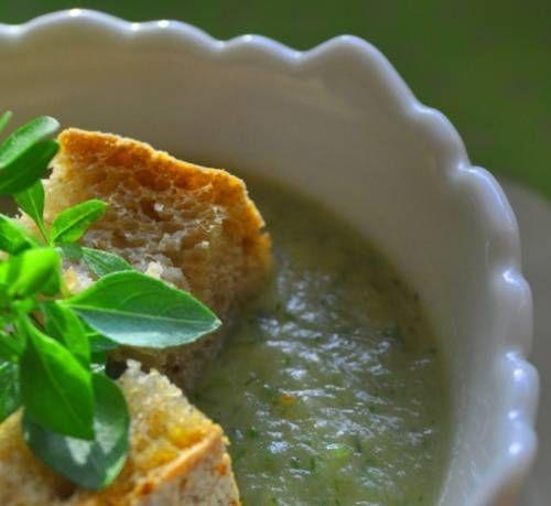 Кремовый суп-пюре из кольраби – рецепт с фото / Простые рецепты