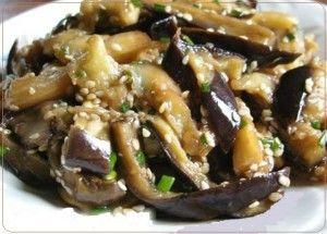 Салат из баклажан по-корейски | Рецепты вкусно