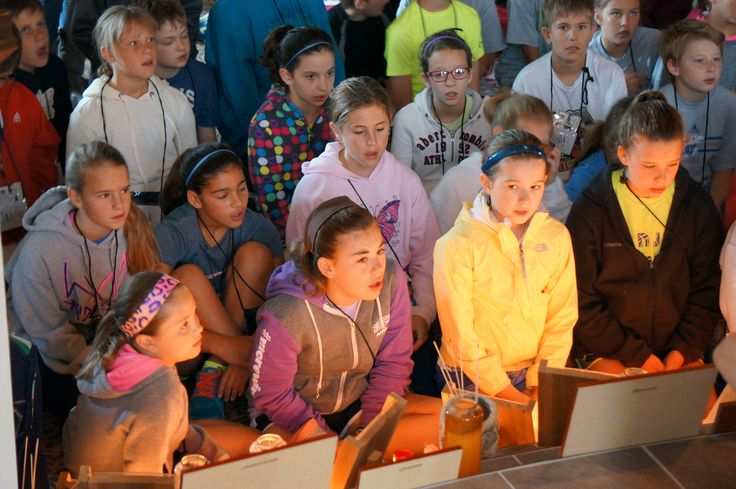 Praying With The Saints Camp Tekakwitha