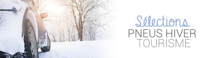Pneus Hiver Tourisme : Nos sélections ! #pneus #auto #hiver