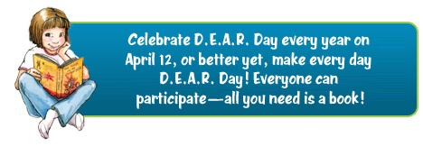 Drop Everything And Read is coming! #DEAR_Day