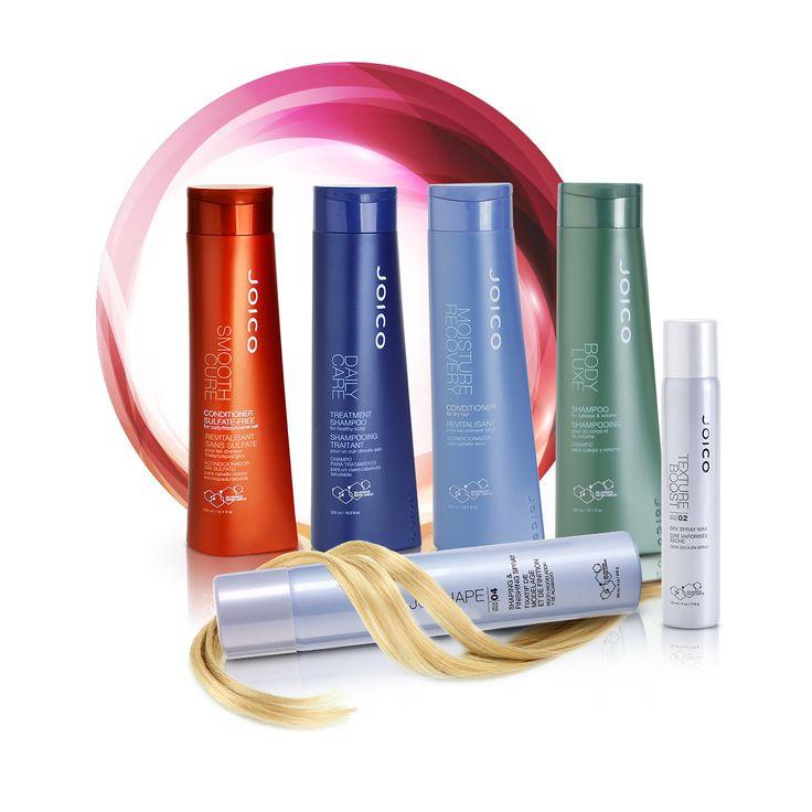 Părul tău va străluci! Mulțumită produselor de îngrijire Joico structura părului tău este fortifiată. Te vei bucura de un păr revigorat, sănătos, puternic, elastic și strălucitor.