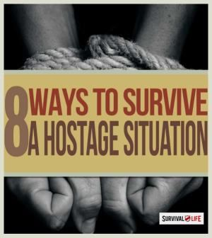 Useful guide and ideas for Surviving a terrorist attack or hostage situation. | http://survivallife.com/2014/12/16/surviving-a-hostage-situation-or-terrorist-attack/