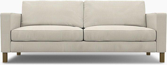Ikea Karlstad Hoes Slaapbank Bemz Bemz In 2020 Ikea Karlstad Sofa Seater Sofa 3 Seater Sofa