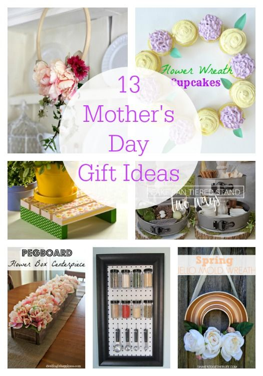 13 Mother's Day Gift Ideas