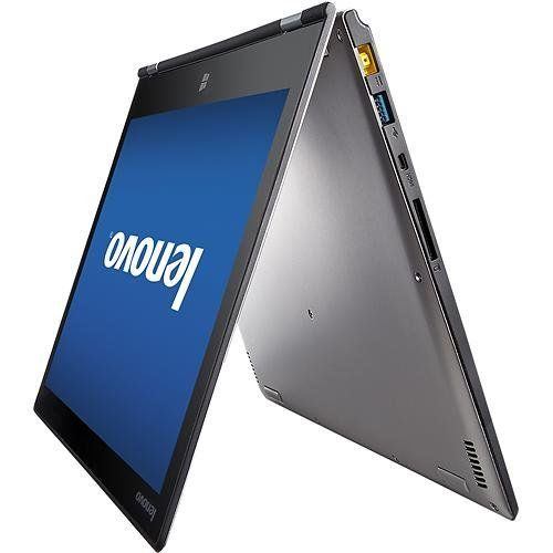 """Lenovo - IdeaPad Yoga 2 Pro Ultrabook Convertible 13.3"""" Touch-Screen Laptop - Core i7-4500U and 256GB Solid State Drive - Silver - http://buylaptopsonline.bgmao.com/lenovo-ideapad-yoga-2-pro-ultrabook-convertible-13-3-touch-screen-laptop-core-i7-4500u-and-256gb-solid-state-drive-silver"""