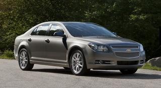 2012 Chevy Malibu 2LT - Economical Luxury - Polar Chevrolet, White Bear Lake, MN