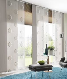 Fenster Nivina I, Gardinen, Dekostoffe, Vorhang, W…