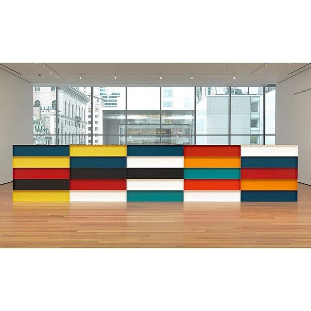 #regram from @juddfoundation: Judd Foundation is happy to share the news that a fall 2017 Donald Judd retrospective will be exhibited at @themuseumofmodernart. Comprising more than 100 works of art gathered from public and private collections around the world this retrospective aims to provide a multifaceted perspective on Judd advancing scholarship on his practice and introducing his work to new generations of viewers. The exhibition will be organized by Ann Temkin in collaboration with…