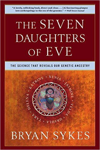 The Seven Daughters of Eve: The Science That Reveals Our Genetic Ancestry (9780393323146): Bryan Sykes: Books