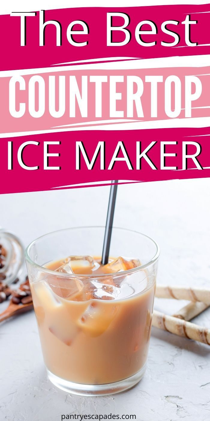 The Best Countertop Ice Maker Countertop Ice Maker Portable