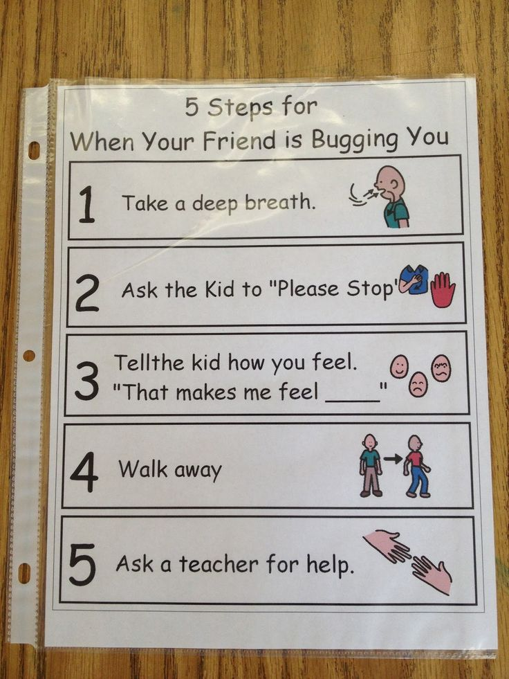 """replace step five with """"write a note for ms. nelson's private notes envelope"""" so I don't get eaten alive by a horde of children"""