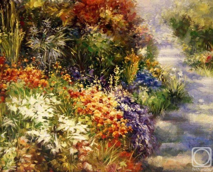 Minaev Sergey. Garden