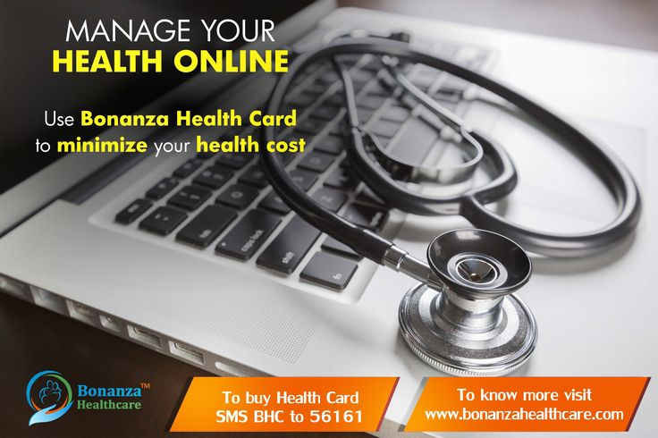Minimize your health cost using Bonanza Health Card. Just SMS BHC to 56161 to know more Bonanza Healthcare .. More Info. http://www.bonanzahealthcare.com/