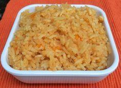 Cómo elaborar el arroz más mexicano de todos: Es arroz rojo mexicano es uno de los platillos más básicos y cotidianos de la cocina mexicana.