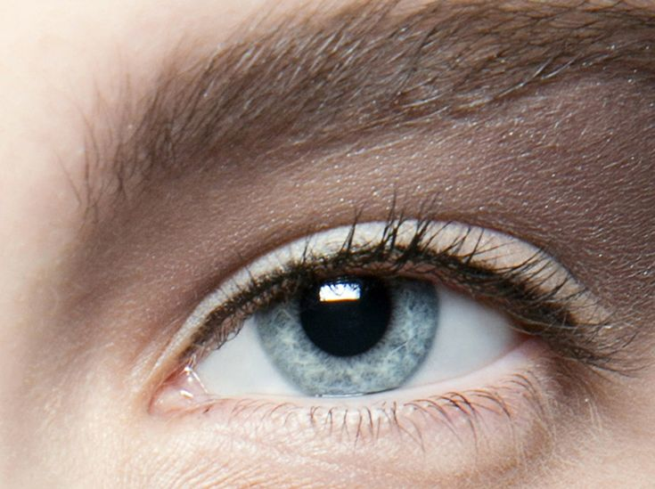Eyeliner Look von Alexander Wang