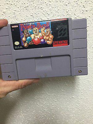 Super Punch Out (/#SNES/#NES ) #Super #Nintendo/#SNES #retrogaming #ebay