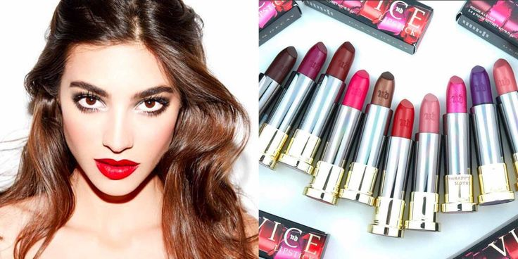 rouge a levres urban decay vice lipsticks