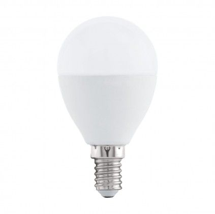 EGLO Connect E14 LED RGB Leuchtmittel 5W 400lm 2700-6500K Bluetooth App P50