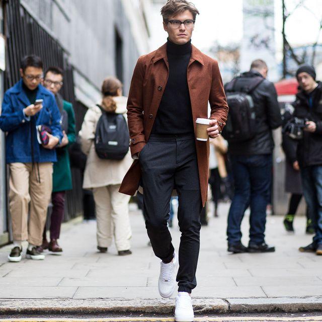 Le temps de la Fashion Week londonienne, GQ s'associe au photographe Daniel Bruno Grandl du blog The Urban Spotter pour vous présenter quelques-uns des looks les plus stylés aperçus dans la capitale anglaise.