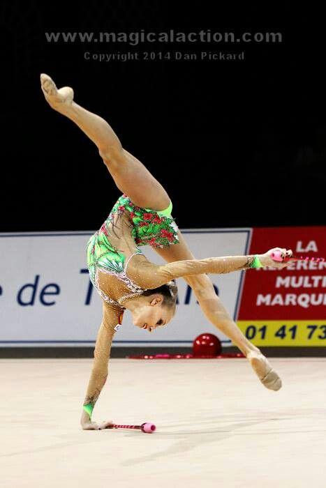 # Yana Kudryavtseva (Russia) # 2014 #