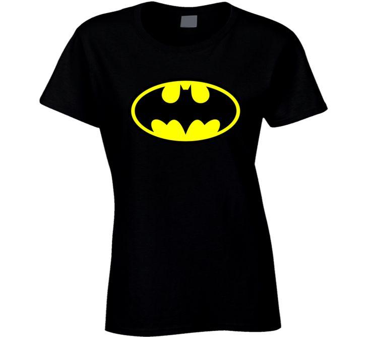 Ladies Batman T Shirt