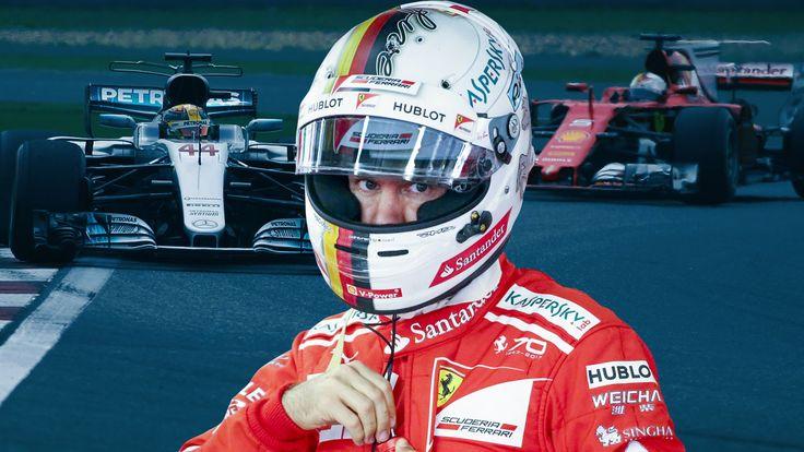 Das Rennen im Live-Ticker - Holt sich Vettel den China-Sieg?