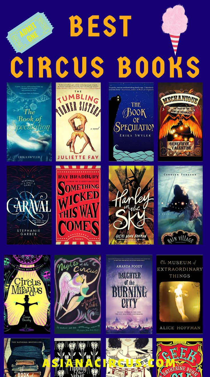 26 best carnival circus books of all time 2020 updated